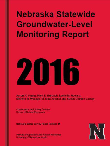 2016 Nebraska Statewide Groundwater-Level Monitoring Report
