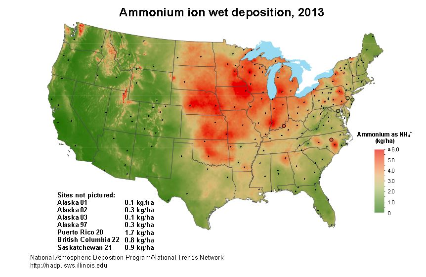 Precipitation | Climate | Data & On-line Resources | SNR | UNL