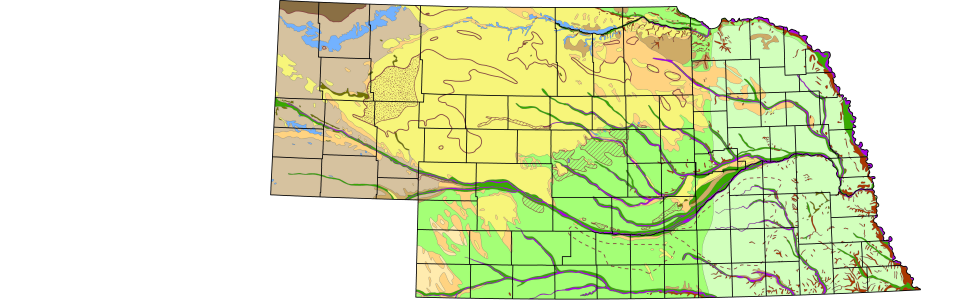 Nebraska GIS Data