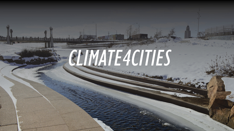 Climat4Cities Title