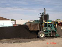 Field-Scale Treatment of  Pesticide-Contaminated Soil