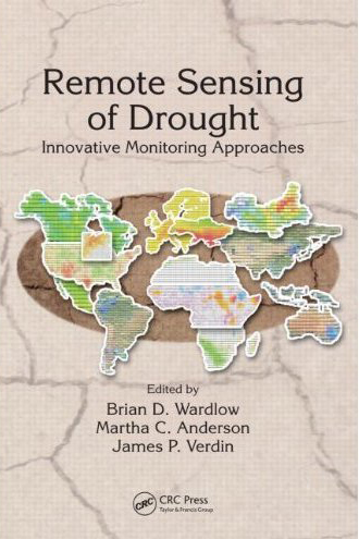 Remote of Drought: Innovative Drought Monitoring approaches was published by CRC Press in April 2012, which summarize new cutting-edge satellite remote sensing techniques throughout the world being applied for drought monitoring and future considerations of such applications.