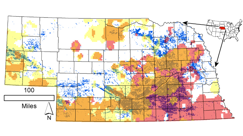 Joe Szilagyi has shown widespread irrigation has resulted in a net moisture loss in Nebraska, a finding that could have worldwide water conservation implications if substantiated by further research.