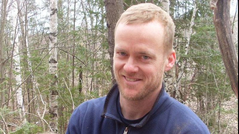 John Benson, vertebrate ecologist, has researched everything from moose in Canada to great white sharks in the Pacific Ocean to cougars in Florida. He joined the School of Natural Resources in January 2017 where he will continue his divergent research.
