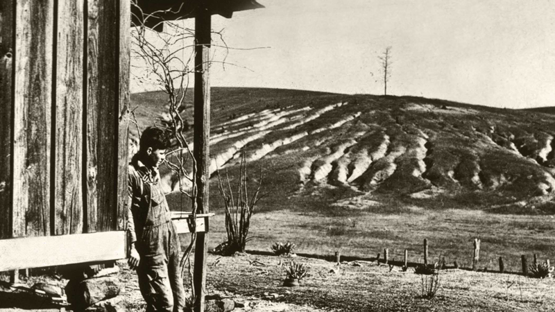 Dramatic human-caused changes in land cover between 1850 and the 1930s had a substantive effect on the 1930s Dust Bowl drought in the Great Plains, a new study by University of Nebraska-Lincoln researchers finds.