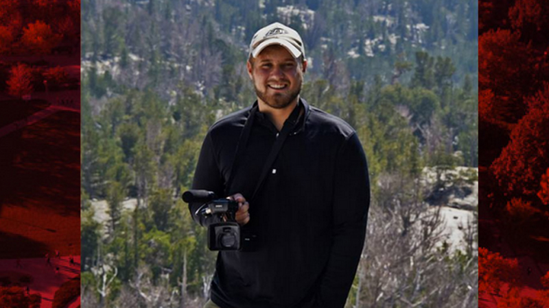 SNR Alumni: Grant Reiner - Contract Conservation Photographer