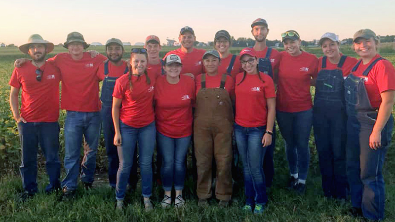 Soil Judging Team brings home gold