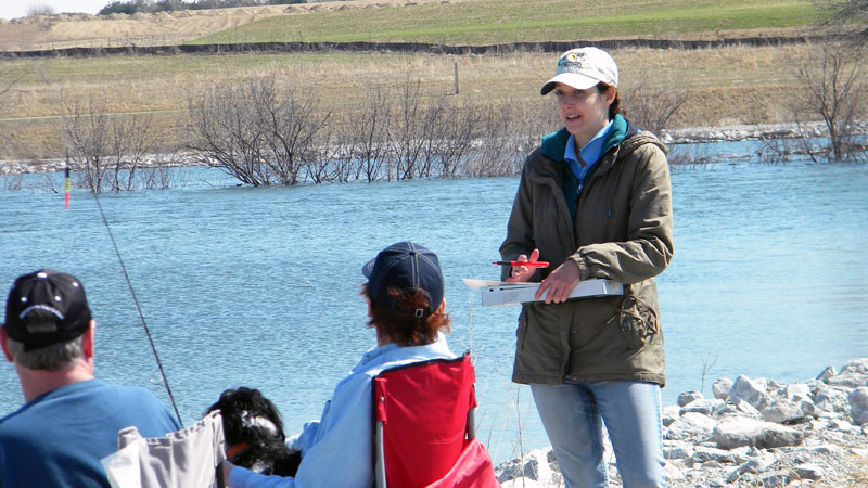 Researchers to survey anglers at Omaha lakes