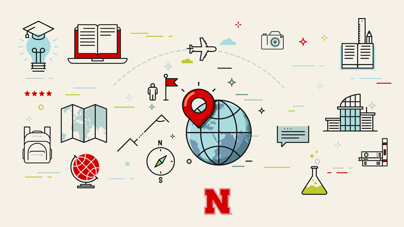 2 SNR  Huskers earn Gilman Scholarship to study abroad