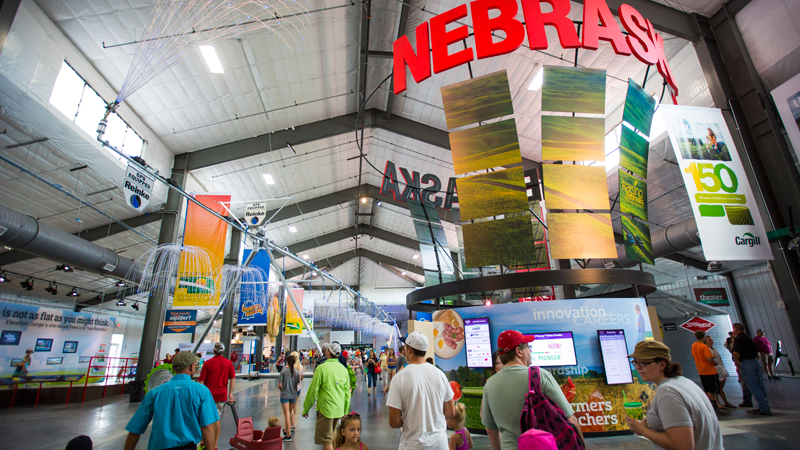 Raising Nebraska adds flood, climate experience to exhibit space