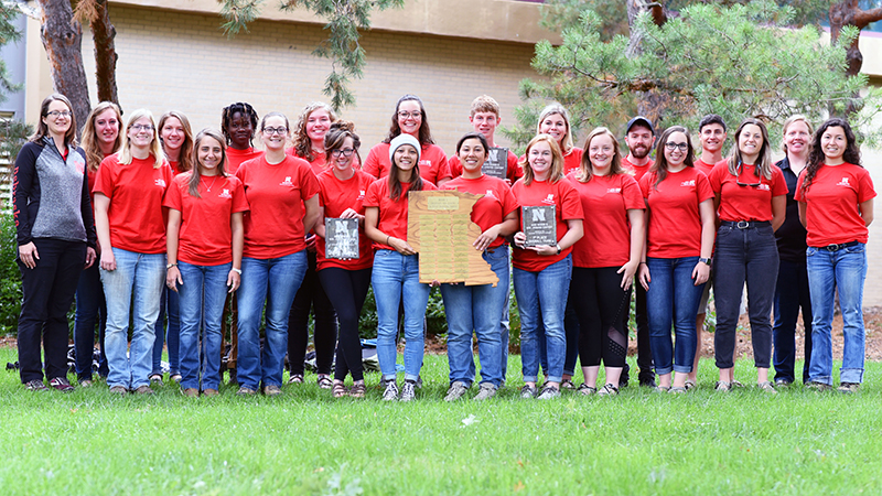 Soil Judging Team again sweeps regional competition