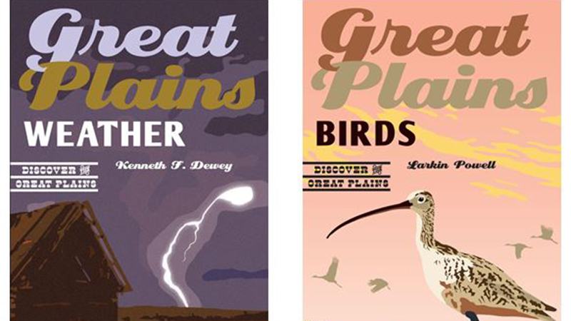 Celebrate two new books in the Discover the Great Plains series