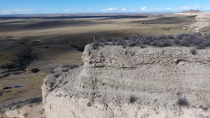 One year ago, a historic flood struck Nebraska, leaving a path of destruction and reminding Nebraskans of the power of a raging river. But destructive floods in Nebraska's ancient past have also shaped the geology of the state, a recent study by Nebraska researchers finds.