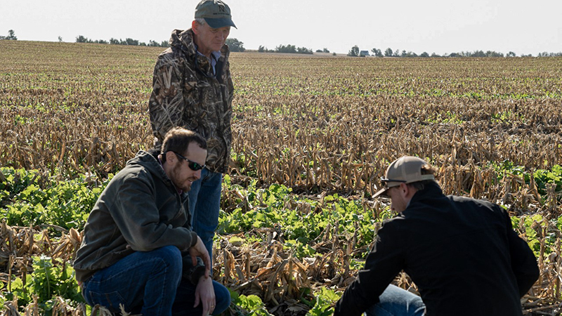Targeted conservation survey of farmers one of several SNR-based projects awarded Nebraska Environmental Trust funding