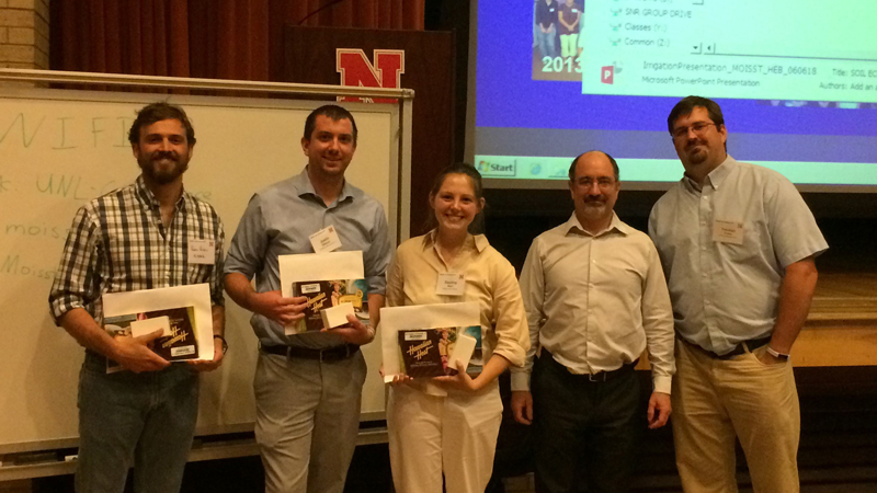 MOISST Conference 2018 Poster winners