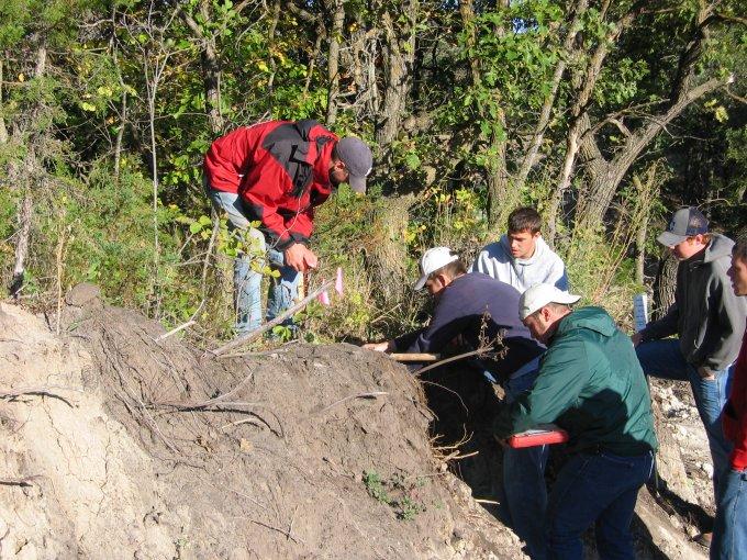 Environmental Restoration Science Photos Videos School Of