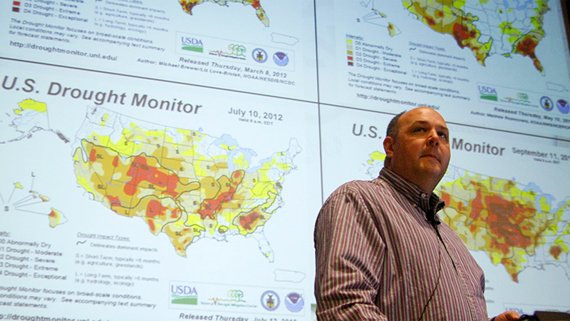 Svoboda and Drought Monitor
