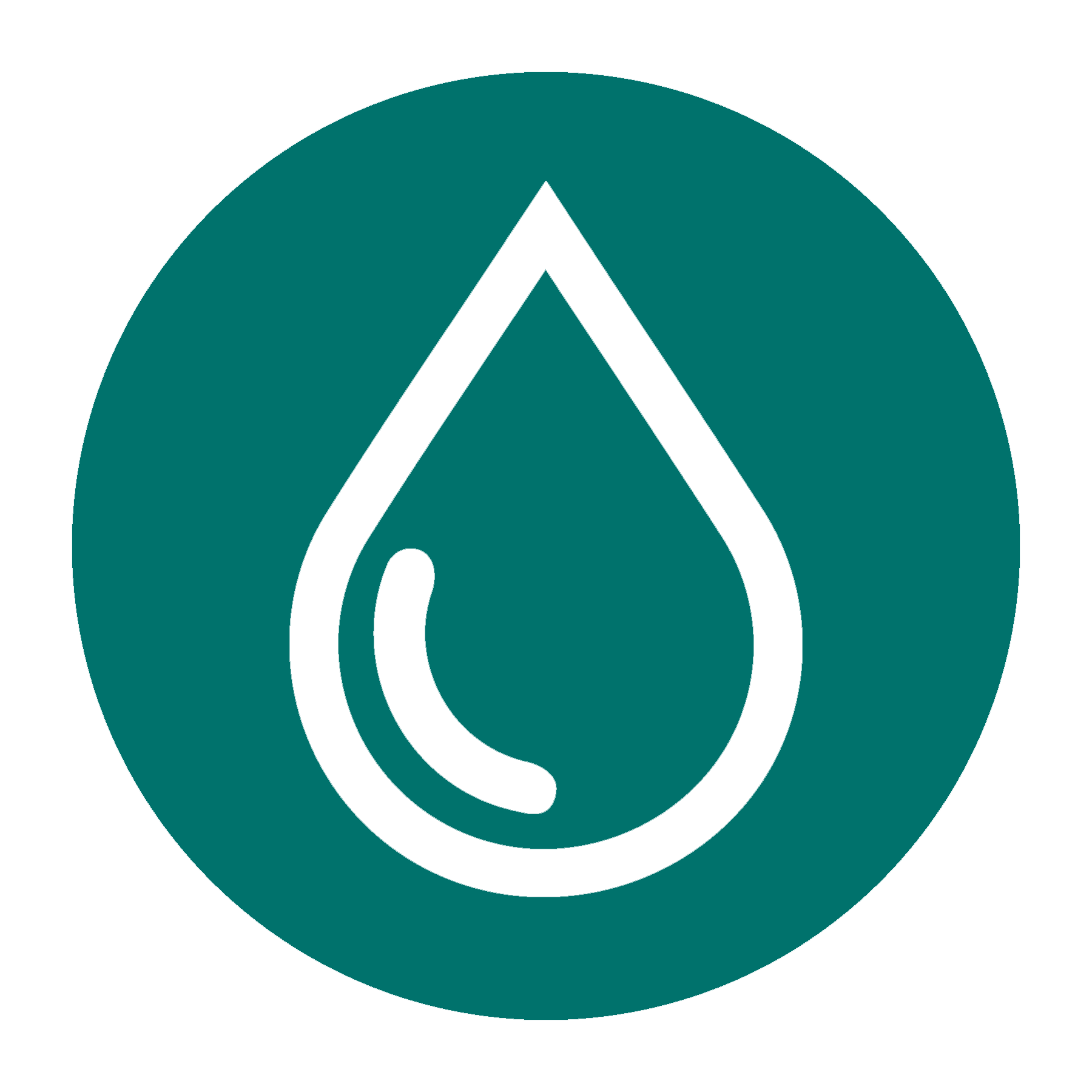 Water badge