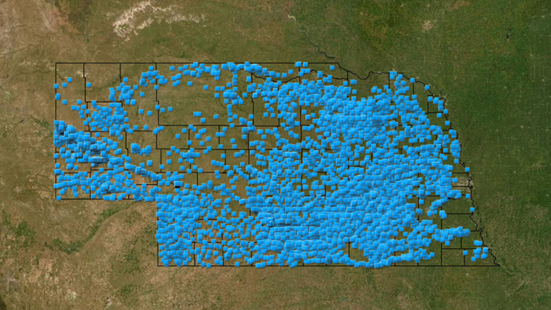 Drilling for water in Nebraska? New Conservation and Survey Division product provides need-to-know data on one website